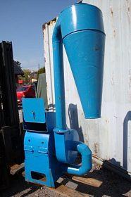 Kladívkový drtič CRONIMO CR 400 s cyklonem