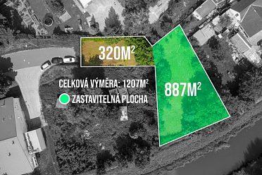 Prodej pozemku pro bydlení Litovel