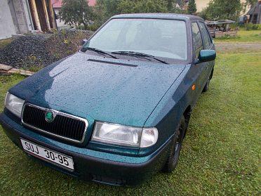 Prodám Škoda felice 1.3 Mpi naj 41 500 km r.v 2000