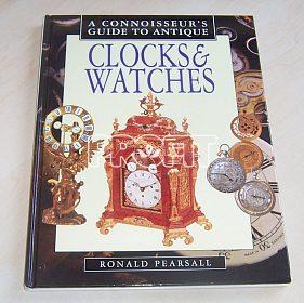 Průvodce starožitnými hodinkami