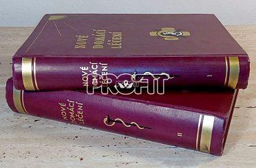 Starožitné léčitelské knihy