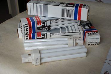 Zdroj světla, nové zářivky DZ 18W za velmi příznivou cenu.