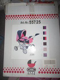 Kočárek pro panenky Bayer Chic 2000 Piccolina