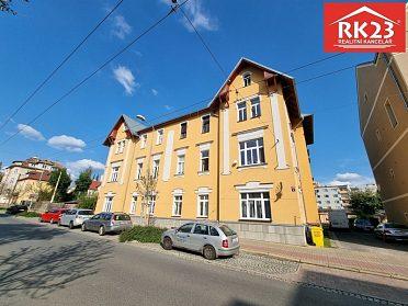 Prodej bytu 3+1 76 m2, Mariánské Lázně, ul. Husova