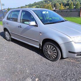 Škoda Fabia 1,4i 74kW