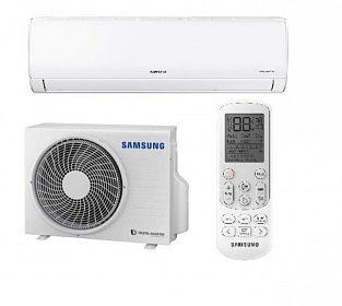 Nástěnná klimatizace Samsung na topení