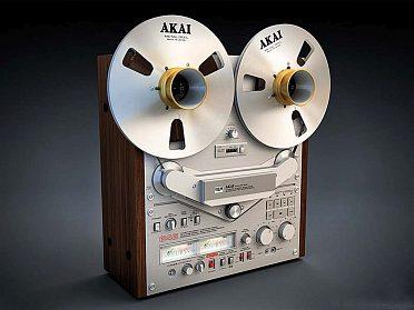 kotoučový magnetofon Akai GX 646