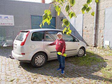 Nabídka parkování