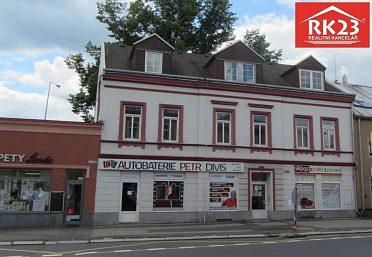 Pronájem kanceláře 50 m2, Karlovy Vary, ul. Sokolovská