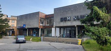 prodej obchodního domu 1800 m2, Město Albrechtice
