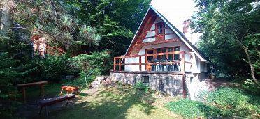 Chata Bouzov - Bezděkov  + zahr. 461 m2 25 min od Olomouce
