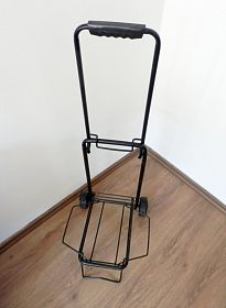 Univerzální skládací ruční vozík na přepravu balíků, tašek a podobně