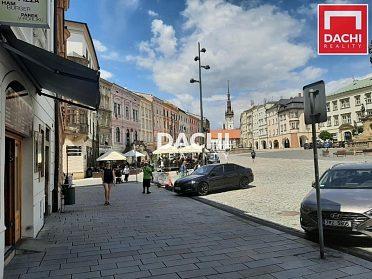 Pronájem nebytového prostoru v centru města na Dolním náměstí v Olomouci