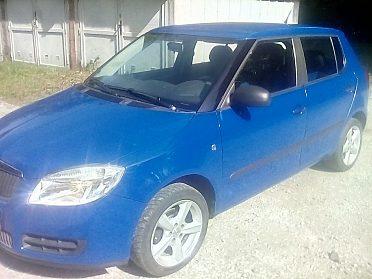 Škoda fabia 1.4, rok výroby 2009, 100000k.c