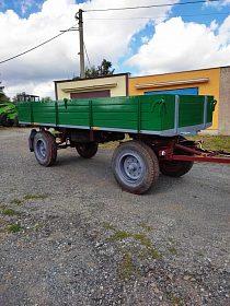 Traktorový přívěs T5P