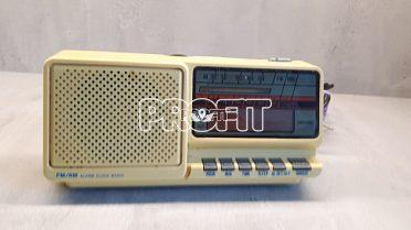 rádio - budík