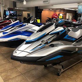 2021 Yamaha Waverunner FX,MPH 10000 W Motorized Electric Surfboard