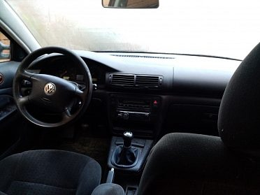 Prodám VW Passat 1.9