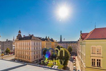 Pronájem bytu 1+1 Olomouc, ul. Kollárovo nám.