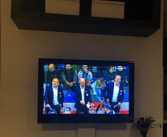 TV Full HD LCD televize 108cm SAMSUNG