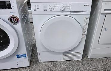 Sušička prádla s tepelným čerpadlem GORENJE, display