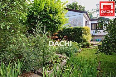 Prodej zahrady  701 m² s rekreační chatou  45 m², ul. U Koupaliště, Náměšť na Hané