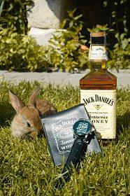 Sada Jack Daniel's hodinky a peněženka