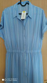 Košilové šaty