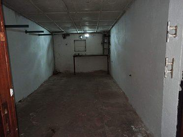 Pronájem garáže/skladu Za Vápenkou