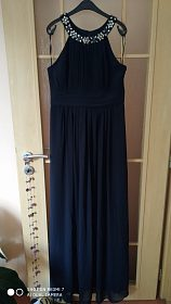 Plesové šaty, vel.40 zn.JAKES