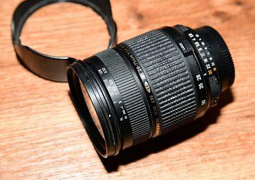 Objektiv  Tamron 28-75 1:2,8 pro Nikon