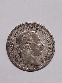 Historicka mince Franc .