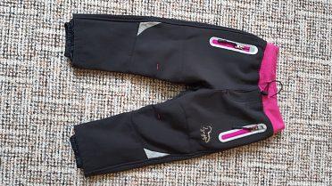 Zateplené sport. kalhoty