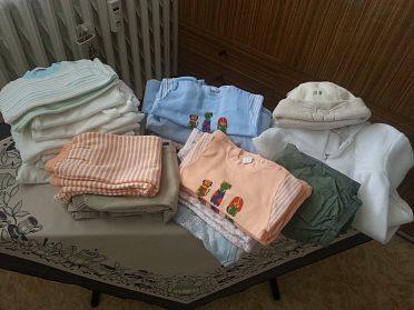 Kojenecké prádlo