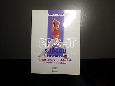 Kniha S jógou k rovnováze
