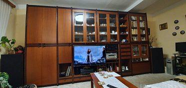 Velká obývací stěna