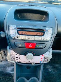 Toyota Aygo 1.0i, naj. 83 000 km, klimatizace