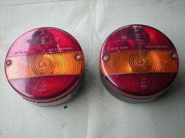 Koncová světla- sdružená lampa
