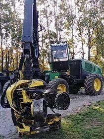 Harvestor 1270 E it4