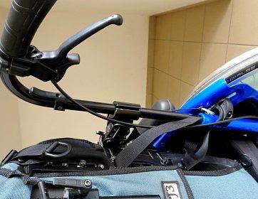 Dětský invalidní vozík, skládací.