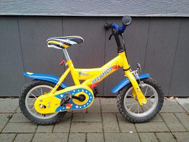 Dětské jízdní kolo, top stav bez poškození.