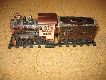 Zapalovač - lokomotiva JS-1926.
