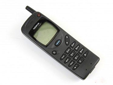 Nokia 3110 NHE-8 černá, baterie BMH-1, nabíječka ACH-8E