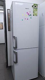 Lednice s mrazákem BEKO, kombinovaná