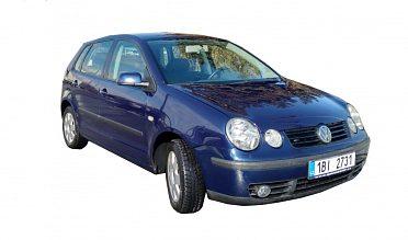 Autopůjčovna: Osobní automobil VW Polo