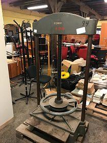 Tiskařské stroje Romayor