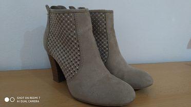 Kotníkové botky, vel.36