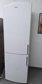 Lednice s mrazákem WHIRLPOOL, kombinovaná, A++
