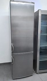 Lednice s mrazákem GORENJE, nerez design, kombinovaná
