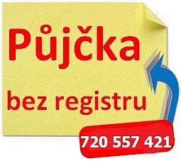 Rychlé půjčky přímý investor celá Čr 720557421
